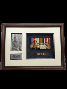military medal framer leeds