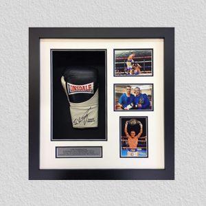 sports memorabilia framer leeds