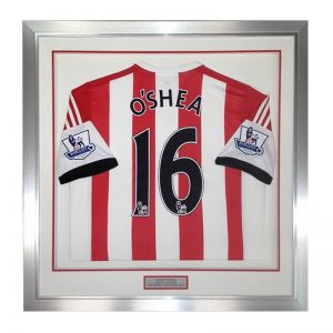 football shirt framer leeds